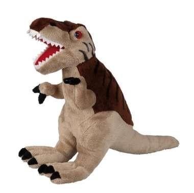T-rex knuffel (25x26x9cm)