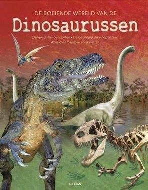 Boek: De boeiende wereld van de dinosaurussen