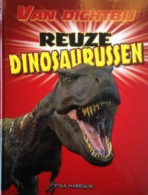 Boek: Reuze Dinosaurussen