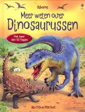 Boek: Meer weten over dinosaurussen