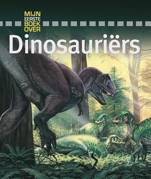 Boek: Mijn eerste boek over dinosauriërs