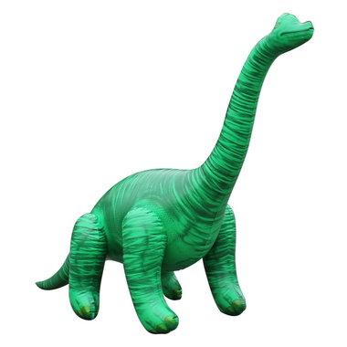 Opblaasbare Brachiosaurus ( L 60 x H 28 cm)