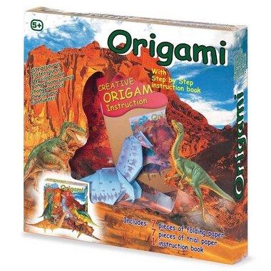 Dinosaurus Origami