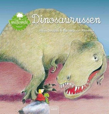 Prentenboek: Willewete Dinosaurussen