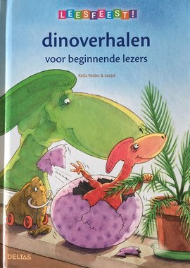 Leesboek: Dinoverhalen voor beginnende lezers