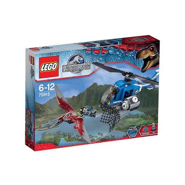Lego Jurassic World Pteranodonvangst