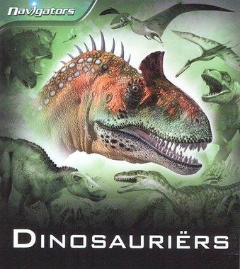 Boek: Navigators Dinosaurussen
