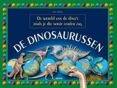 Boek: De wereld van de dino's zoals je die nooit eerder zag