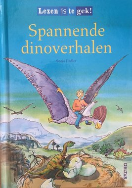 Leesboek: Spannende dinoverhalen