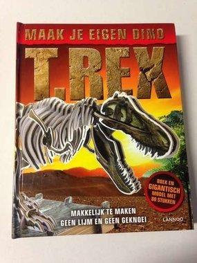 boek: Maak je eigen dino T-rex