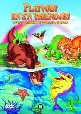 Platvoet en zijn Vriendjes DVD deel 9
