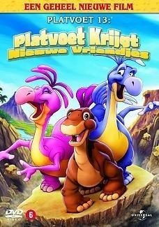 Platvoet en zijn Vriendjes DVD deel 13