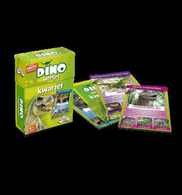 Dino weetjes (Kwartet)