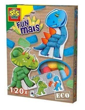 Funmais legkaarten Dino's