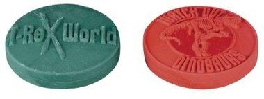 Gum (2x) groen en rood
