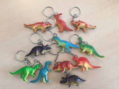 Sleutelhanger dinosaurus