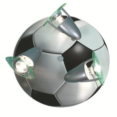 Voetballamp (plafondspot)