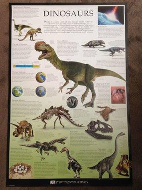 (nr:6) Dinosaurus poster