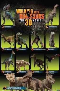 (nr:5) Dinosaurus poster