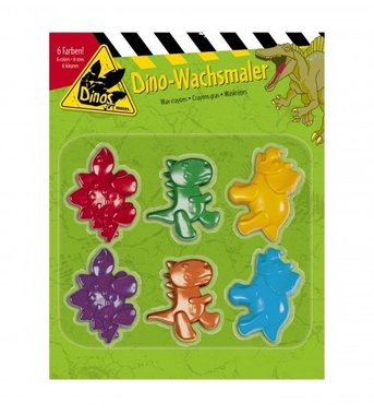 Dinosaurus waskrijtjes
