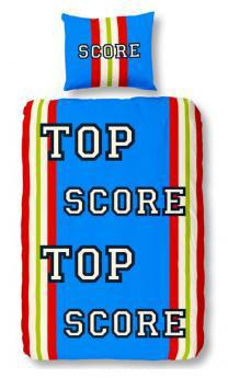 Voetbal Top score dekbedovertrek