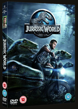 DVD: Jurassic World