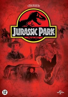 DVD: Jurassic World (deel 1)