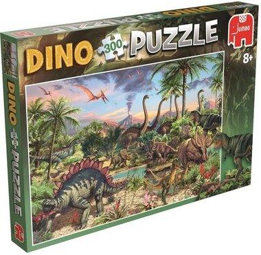 300 stukjes Jumbo puzzel