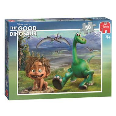 50 stukjes The Good Dinosaur puzzel