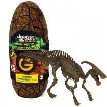 Dinosaurus ei met skelet (bouwpakket)