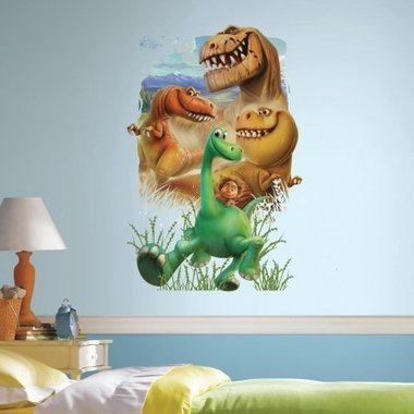 Muursticker The Good Dinosaur (Roommates)