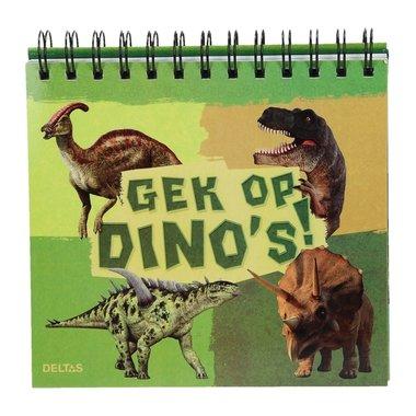 Toonboek: Gek op dino's