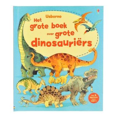 Boek: Het grote boek over grote dinosauriërs