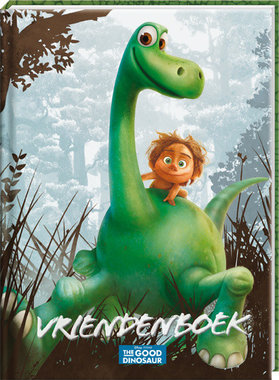 Vriendenboek: The Good Dinosaur