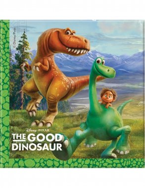 Servetten Dinosaurus (20x) (The Good Dinosaur)