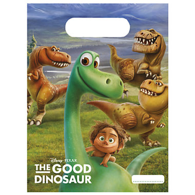 Dinosaur party bags (6x) (The Good Dinosaur)