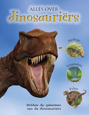 Boek: Alles over dinosauriërs