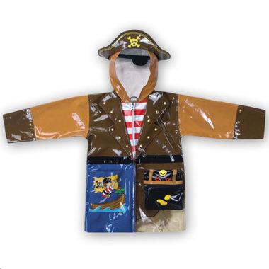 Laatste: Piraten regenjasje maat 80-86