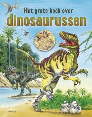 Boek: Het grote boek over dinosaurussen