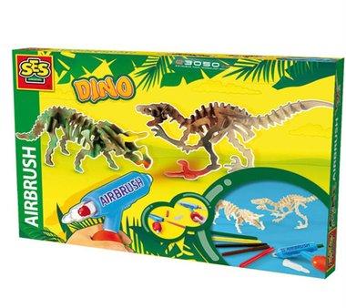 Dinosaurus Airbrush (SES creatieve)