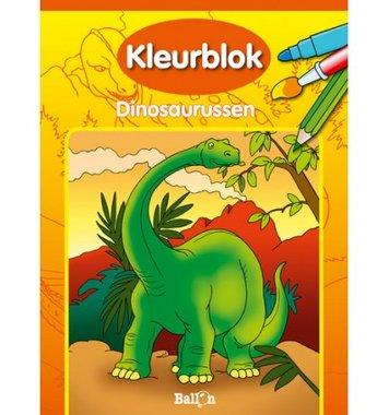 Dinosaurus kleurboek (20 x 27 x 0,5)