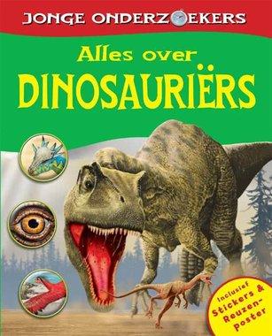 Alles over dinosauriers (jonge onderzoekers)