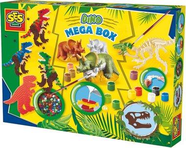 Dinosaurus Mega knutselbox