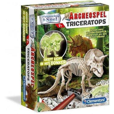 Archeospel Triceratops Fluor