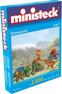 Dinosaurus Ministeck (2000 stuks)