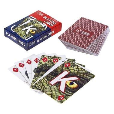 Speelkaarten met dinosaurussen (NHM)
