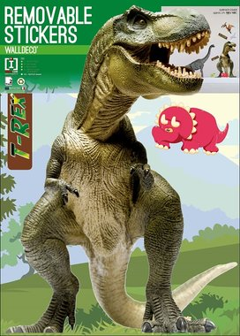 Dinosaurus Muurstickers Walldeco XXL