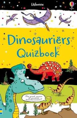 Dinosaurus Quizboek