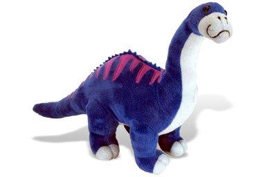Brontosaurus knuffel (44x40x12cm)