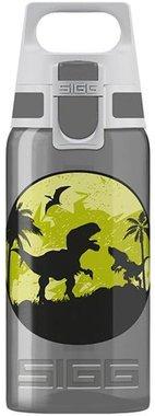 Dinosaurus drinkfles grijs 0,5 L (Sigg)